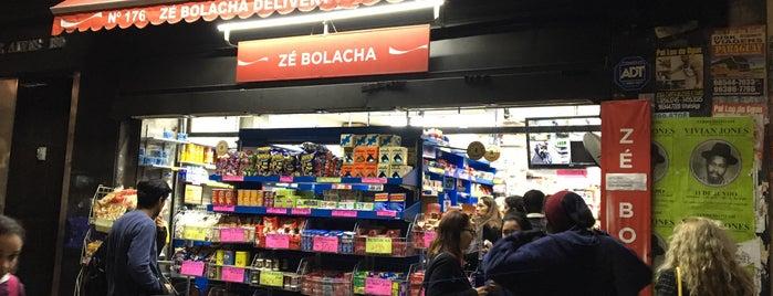 Zé Bolacha is one of Orte, die Luiz gefallen.