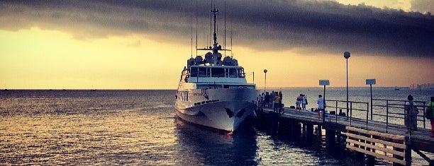 Морской порт is one of Анапа июль 2014.
