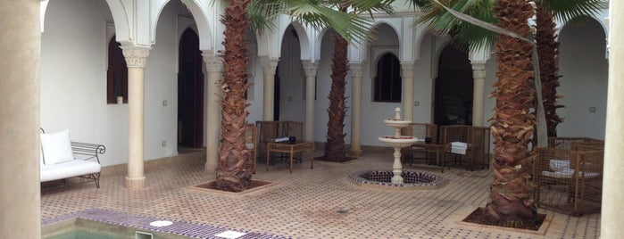 Riad Le Jardin D' Abdou is one of Graceさんの保存済みスポット.