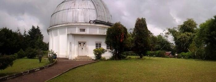 Observatorium Bosscha is one of Destination In Indonesia.