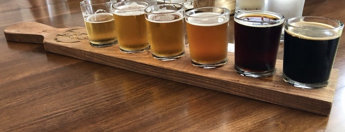 Grixsen Brewing Company is one of Beer time.