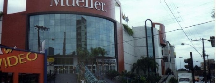 Shopping Mueller is one of Tempat yang Disukai Roy.