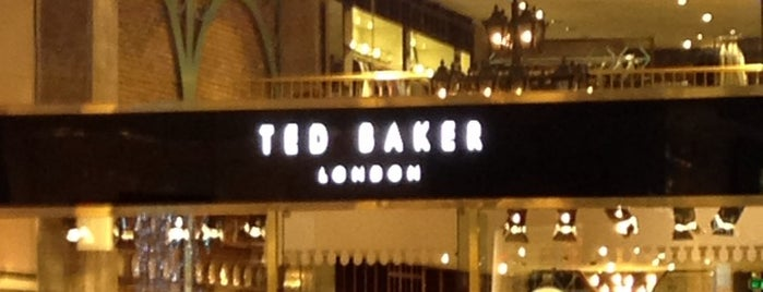 Ted Baker is one of Locais salvos de Kaan.