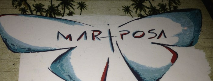 Mariposa is one of Victorさんのお気に入りスポット.