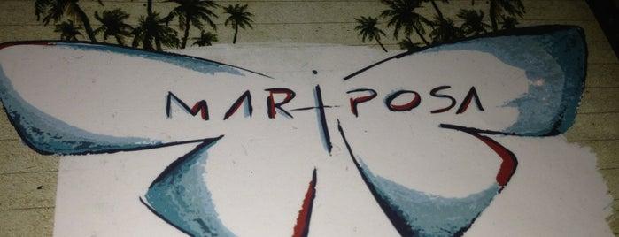 Mariposa is one of Tempat yang Disukai Micael Helias.