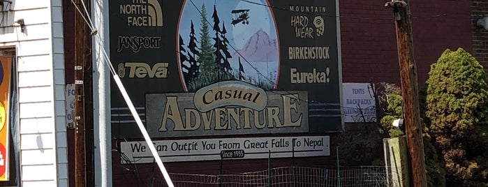 Casual Adventure Outfitters is one of Summer'in Beğendiği Mekanlar.