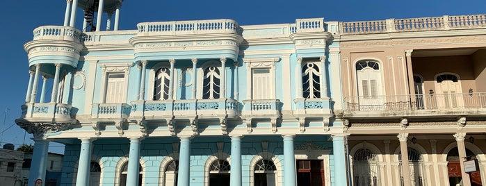 Cienfuegos is one of Kuba.