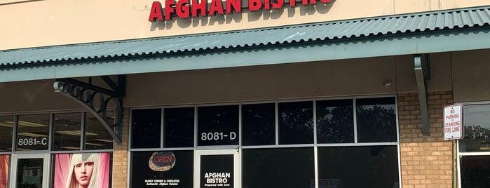 Afghan Bistro is one of สถานที่ที่ Terrence ถูกใจ.