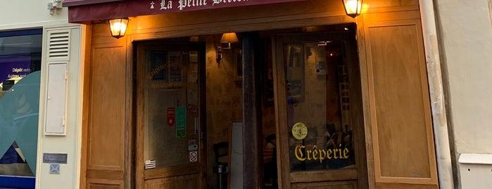La Petite Bretonne is one of Paris.