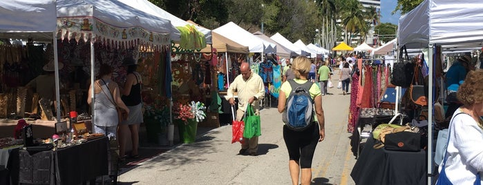 Antique Flea Market is one of West Palm Beach.