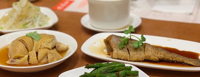 Din Tai Fung is one of Hong Kong to-do.