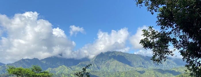 Kuilau Trail is one of Kauai.