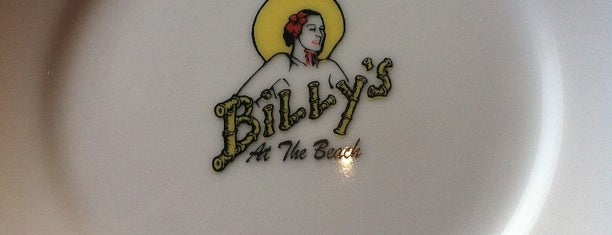 Billy's at the Beach is one of www.TheOrangeCountyLife.com.