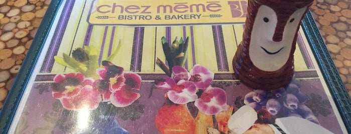 Chez  Meme Baguette Bistro is one of Joshuaさんのお気に入りスポット.
