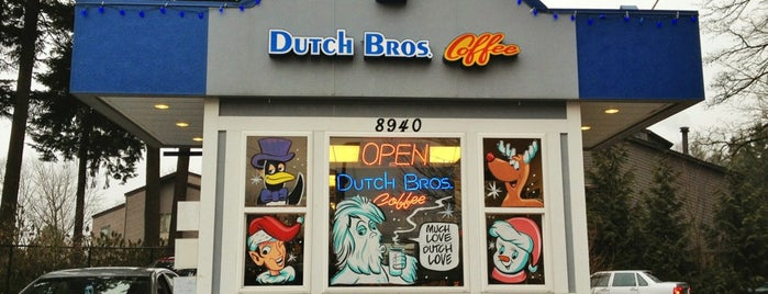 Dutch Bros Coffee is one of Locais curtidos por Rosana.