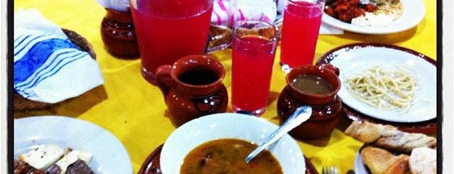 Restaurante Tlaxcalteca Trinidad is one of Orte, die Erendira gefallen.