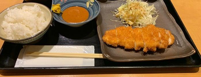 寅寅寅 is one of 大人が行きたいうまい店2 福岡.