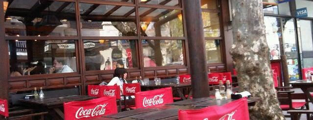 El Porton Parrillada is one of Cristina : понравившиеся места.