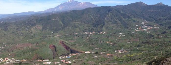 Parque Rural de Teno is one of Tenerife 2013.