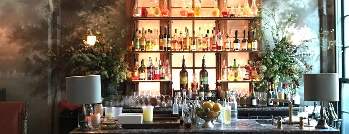 Le Coucou is one of 2017 NYC Hit List.