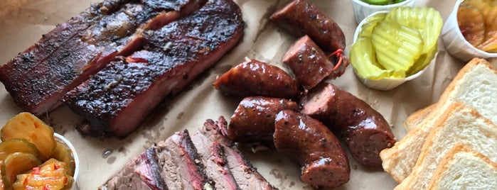 Lockhart Smokehouse is one of Best of DALLAS.