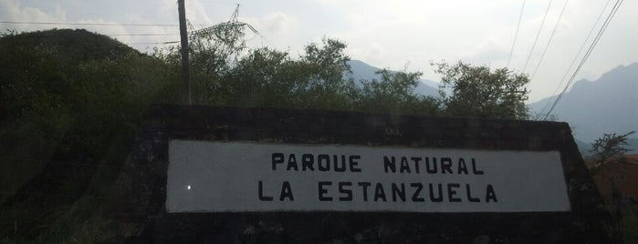 Parque Natural La Estanzuela is one of Monica 님이 좋아한 장소.