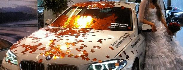 BMW Рольф-Премиум is one of A : понравившиеся места.