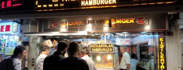 Kızılkayalar is one of Istanbul places to visit.