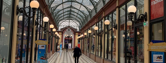 Passage des Princes is one of Paris+.