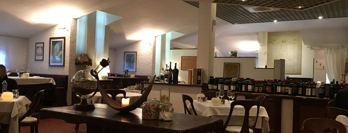 Ristorante Aubergine is one of Veneto best places 2nd part.