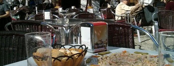Restaurante Califato is one of Donde Comer en Priego.