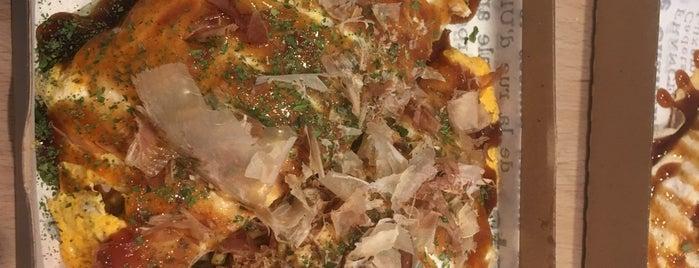 Japan Okonomiyaki Kincsán is one of PEST🙈🍛🍜🌯🎟🎭.