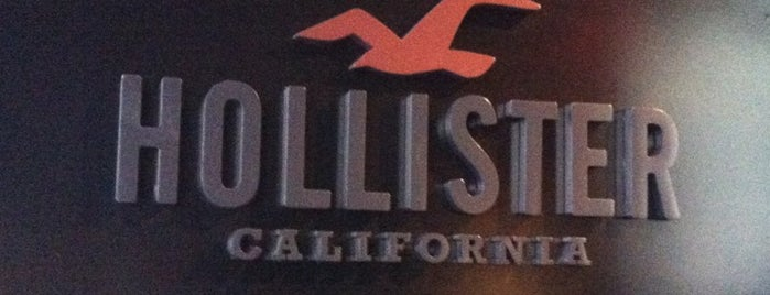 Hollister Co. is one of New York!.