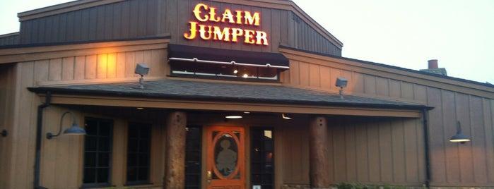 Claim Jumper is one of San Diego.