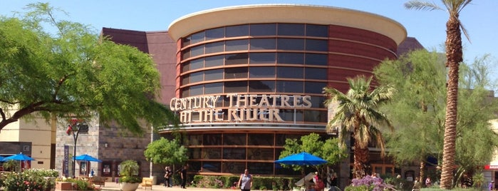Century Theatre is one of Mom Springs🌴.
