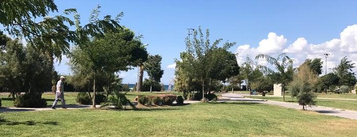 Nazım Hikmet Barış&Dostluk Parkı is one of Dikili-Ayvalık.