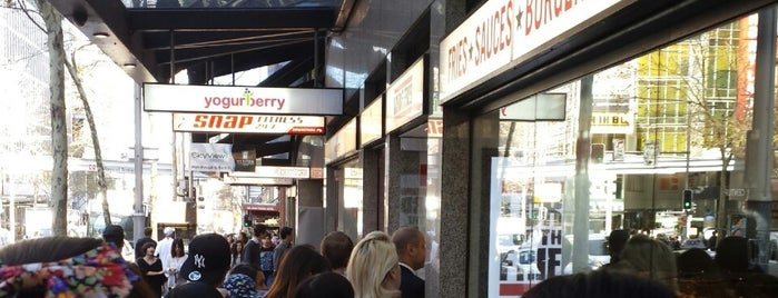 Lord Of The Fries is one of Sydney vegetarian eat spots.