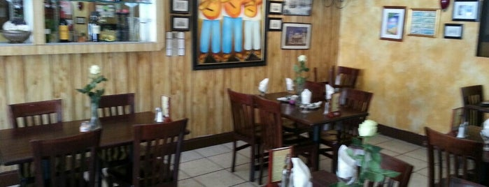 El Cristo Restaurant is one of Out of town Restaurants.