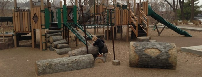James I. Rice Playground is one of Twin Cities Kid Friendly.
