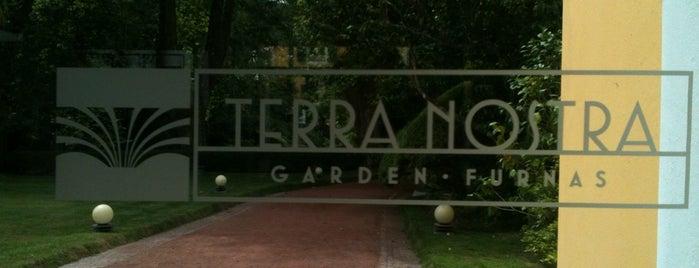 Terra Nostra Garden Hotel | Furnas is one of Posti salvati di Natalia.