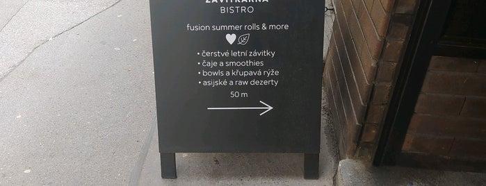 Závitkárna is one of food.