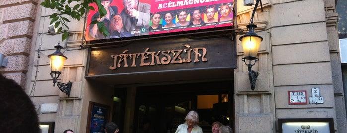 Játékszín is one of Locais curtidos por Tamas.