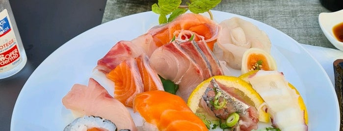 Aron Sushi is one of Restaurante2.