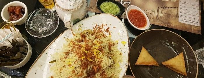 AlMrzab Popular Restaurant is one of Posti che sono piaciuti a Masarra.