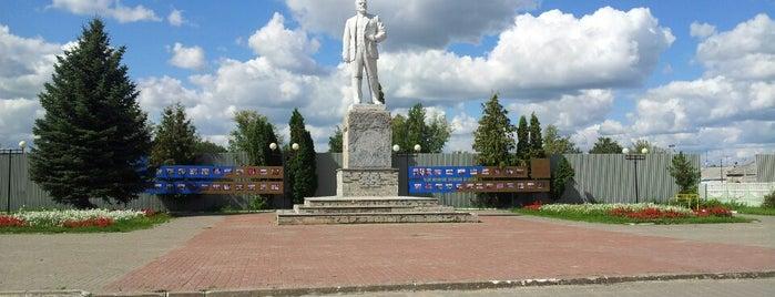 Скопин is one of Города Рязанской области.