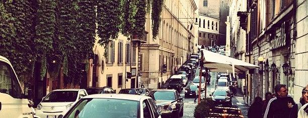 Via del Boschetto is one of Rome.
