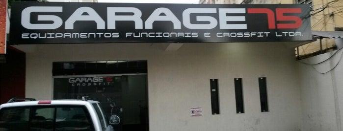 Garage75 Crossfit is one of Locais curtidos por Rafael.