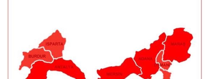 REALTY WORLD RİBA GAYRİMENKUL is one of Ender 님이 좋아한 장소.