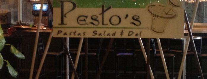 Pesto`s Pastas, Salad & Deli is one of Ruth 님이 좋아한 장소.