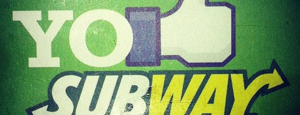 Subway is one of Monicaさんの保存済みスポット.